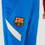 NIKE FC BARCELONA DRI-FIT STRIKE TRAININGSBROEK 21/22 BLAUW KINDEREN