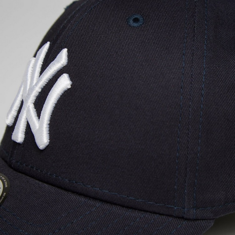 NEW ERA 940 LEAGUE BASIC PET BLAUW