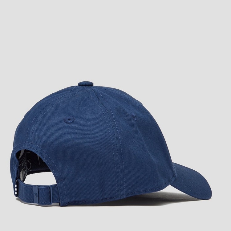 ADIDAS BASEBALL 3-STRIPES PET BLAUW