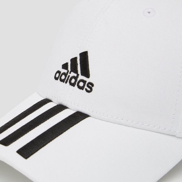 ADIDAS BASEBALL 3-STRIPES PET WIT