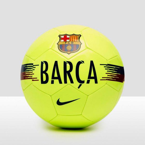 NIKE FC BARCELONA SUPPORTERS VOETBAL GEEL