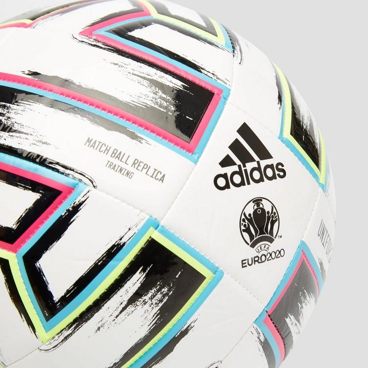 ADIDAS UEFA EURO 2020 UNIFORIA TRAINING VOETBAL WIT/GROEN