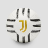 ADIDAS JUVENTUS FC CLUB VOETBAL 20/21 WIT/ZWART