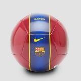 NIKE FC BARCELONA SKILLS VOETBAL 20/21 BLAUW/ROOD