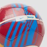 NIKE FC BARCELONA SKILLS VOETBAL 21/22 BLAUW/ROOD