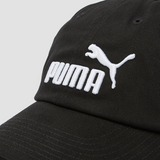PUMA ESSENTIAL PET ZWART/WIT