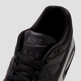 NIKE AIR MAX COMMAND LEATHER SNEAKERS ZWART HEREN