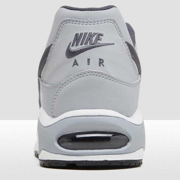NIKE AIR MAX COMMAND LEATHER SNEAKERS GRIJSZWART HEREN