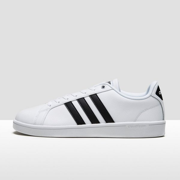 ADIDAS CLOUDFOAM ADVANTAGE SNEAKERS WIT/ZWART
