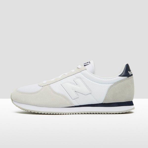 new balance sneakers heren wit
