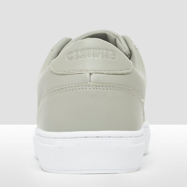 CERTIFIED PRESTON SNEAKERS GRIJS HEREN