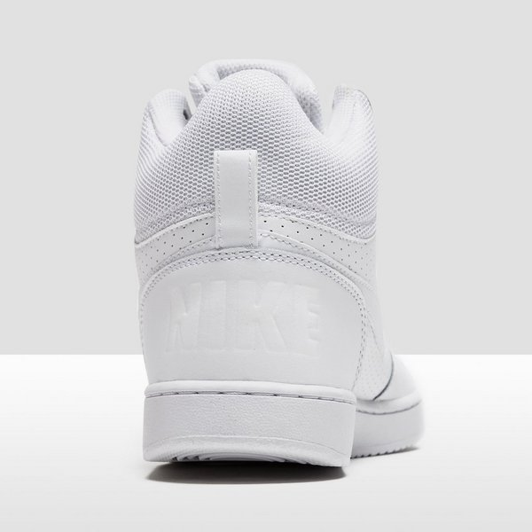 NIKE COURT BOROUGH MID SNEAKERS WIT DAMES