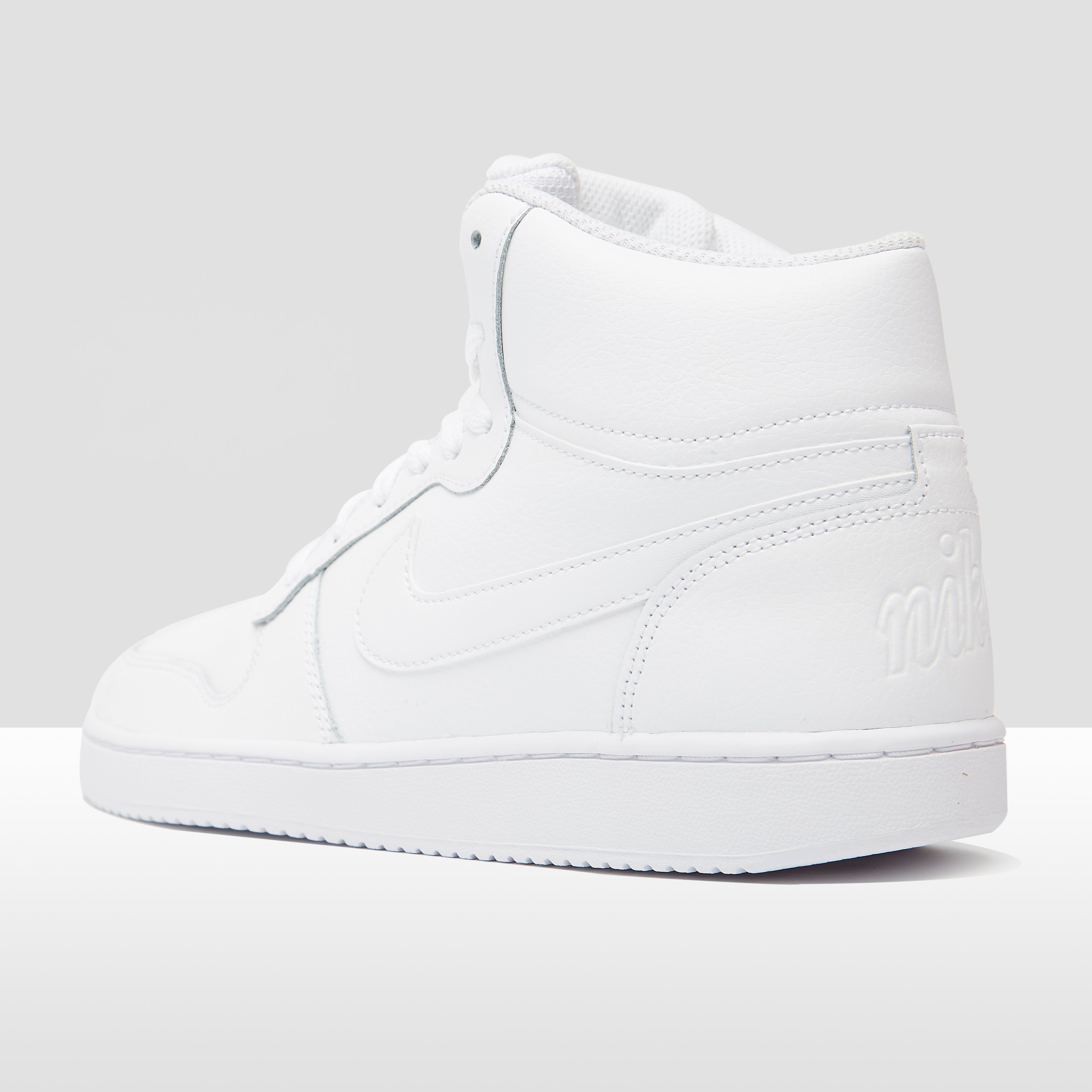 NIKE EBERNON MID SNEAKERS WIT DAMES