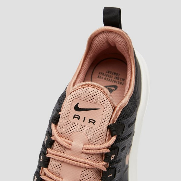 NIKE AIR MAX AXIS SNEAKERS ZWART/GOUD DAMES