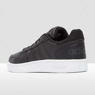 ADIDAS HOOPS 2.0 SNEAKERS ZWART DAMES
