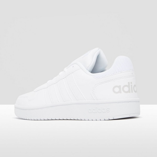 ADIDAS HOOPS 2.0 SNEAKERS WIT DAMES