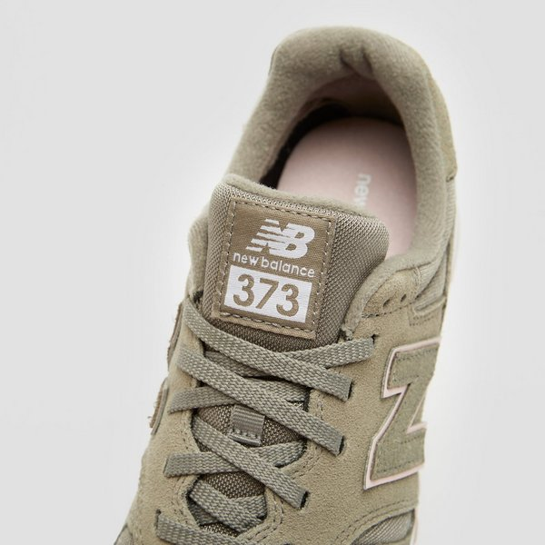 new balance groen dames sale