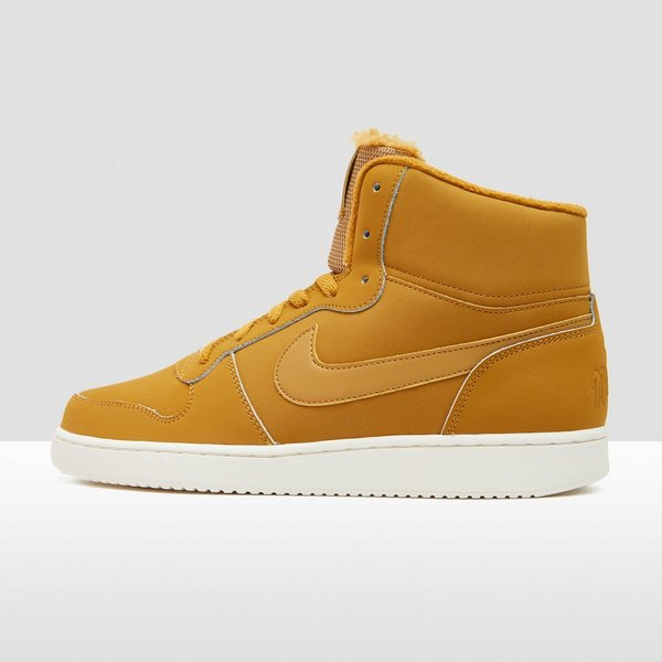 nike sneakers dames geel