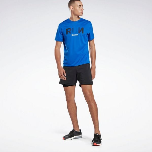 REEBOK Running Essentials Graphic T-S