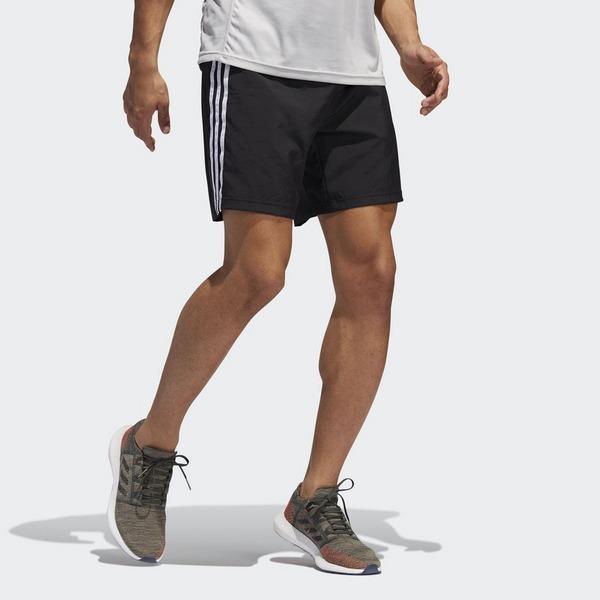 ADIDAS Run It 3-Stripes Short