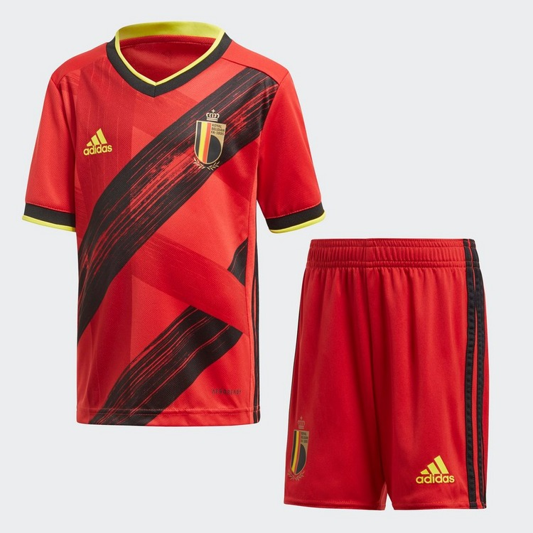 ADIDAS België Mini-Thuistenue