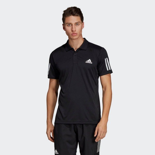 ADIDAS 3 Stripes Club Poloshirt