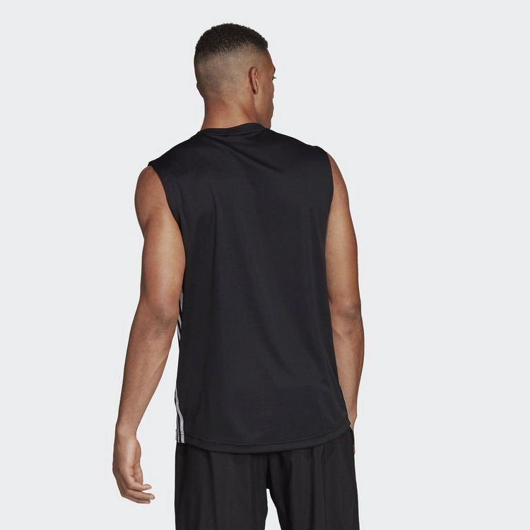ADIDAS Design 2 Move 3-Stripes T-shir