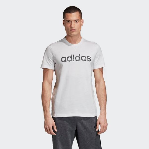 ADIDAS Camo Linear T-Shirt