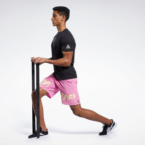 REEBOK Reebok CrossFit Mess You Up T-