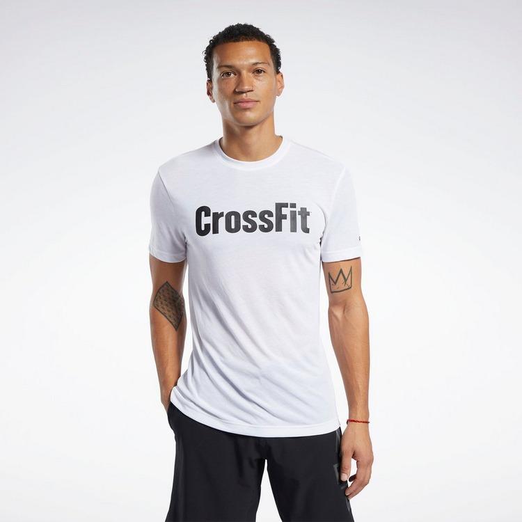 REEBOK Reebok CrossFit Read T-shirt