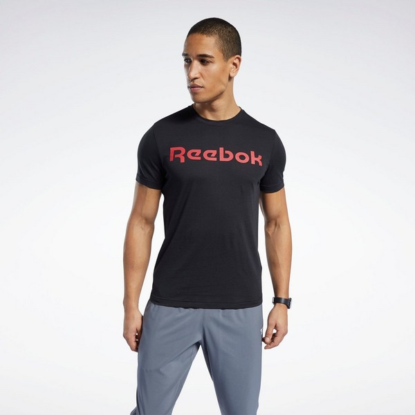 REEBOK Graphic Series Linear Logo T-s