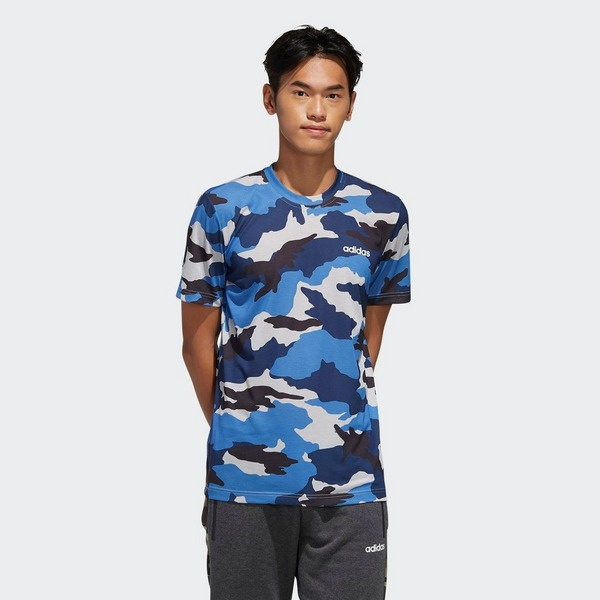 ADIDAS Fast and Confident AOP T-shirt