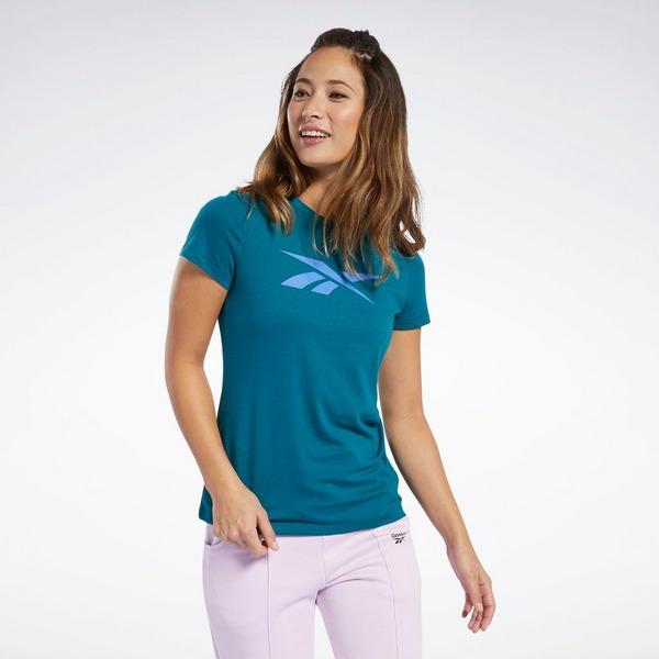 REEBOK Vector Grafisch T-shirt