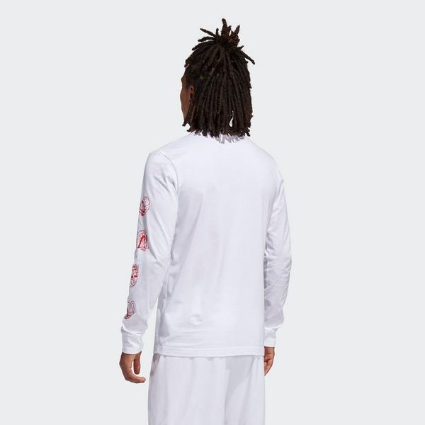 ADIDAS Lil Stripe Cannonball Shirt