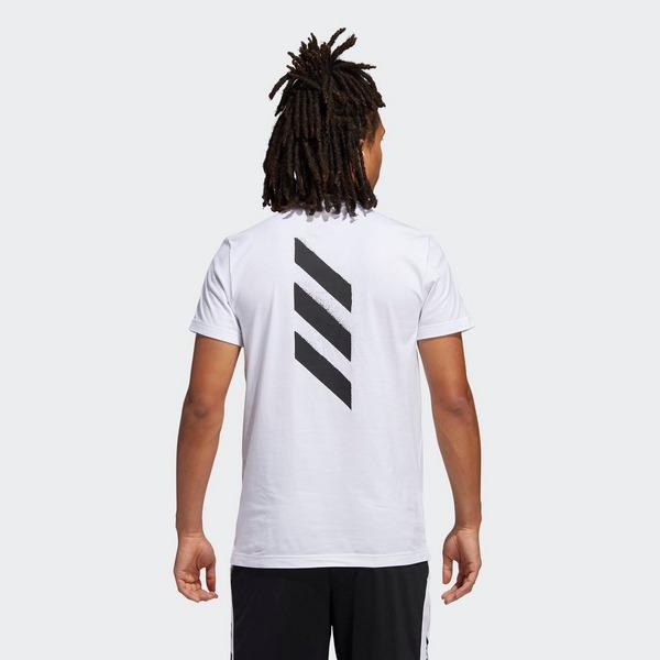 ADIDAS 3-Stripes Spray T-Shirt