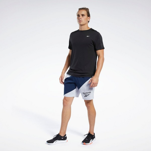 REEBOK Workout Ready Graphic Short