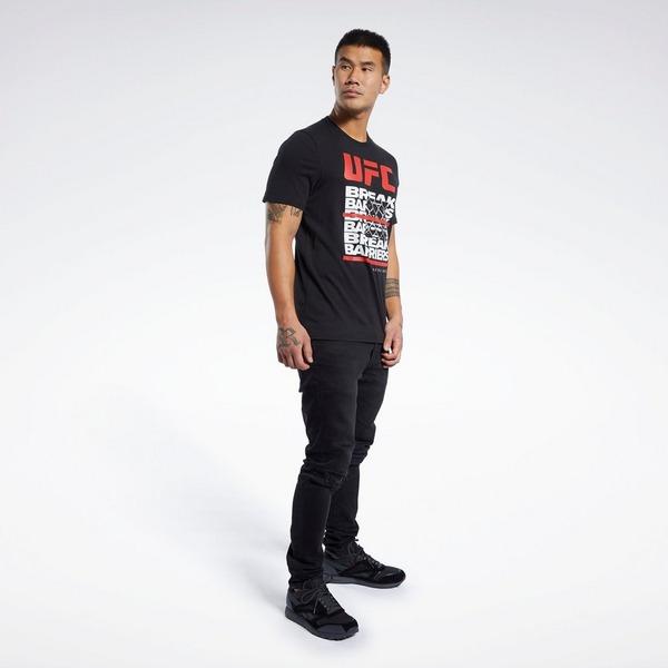 REEBOK UFC FG Capsule T-shirt