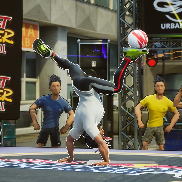AKTIESPORT PS4 STREET POWER FOOTBALL GAME