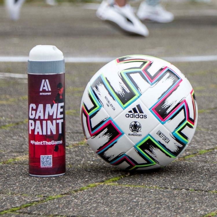 AKTIESPORT GAME PAINT