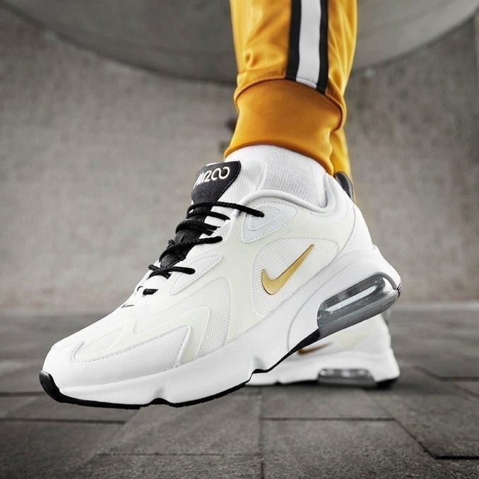 Nike Air Max 200 blancas de hombre