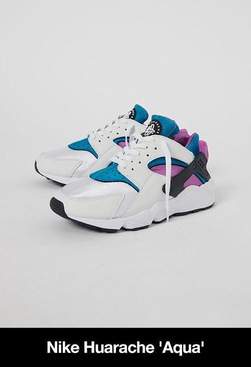 Nike Huarache 'Aqua'
