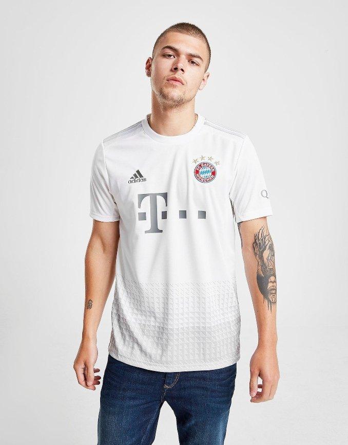 Segunda equipación de Bayern Munich 2019-2020