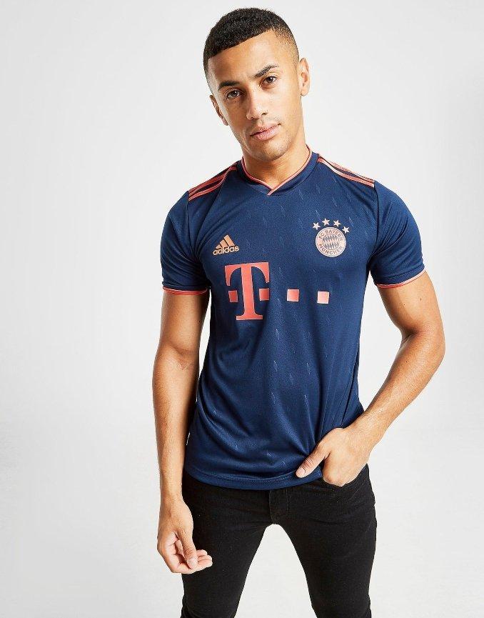 Tercera equipación de Bayern Munich 2019-2020