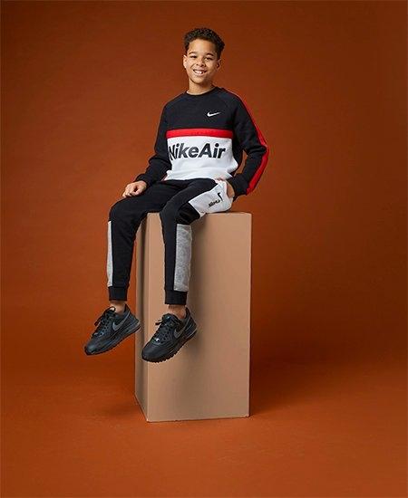 Nike lifestyle collectie voor kinderen