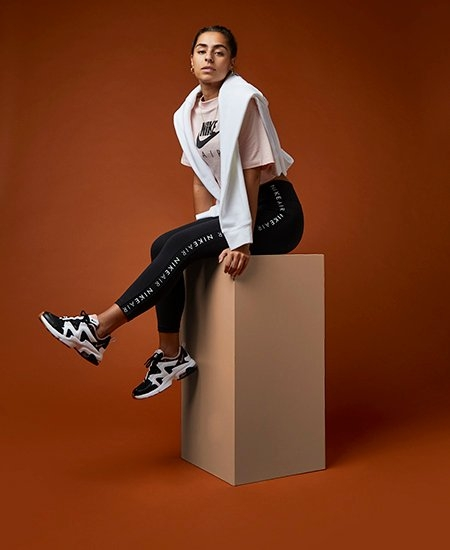 Nike lifestyle collectie voor dames