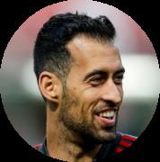 sergio busquets homem do jogo euro 2020