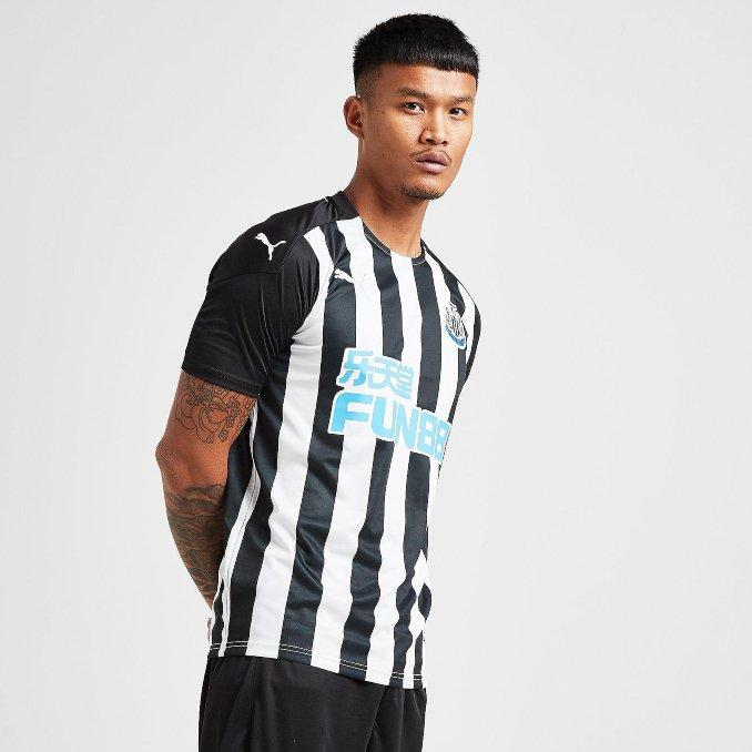 completo calcio Newcastle United