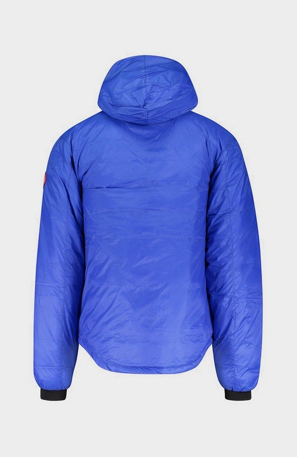 Lodge Pbi Hooded Down Jacket