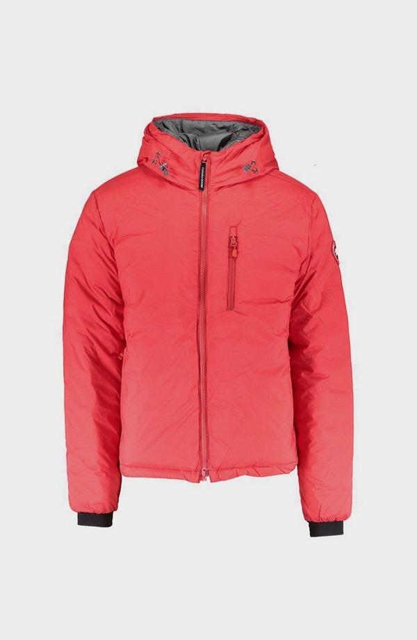 Lodge Matte Nylon Hooded Jacket