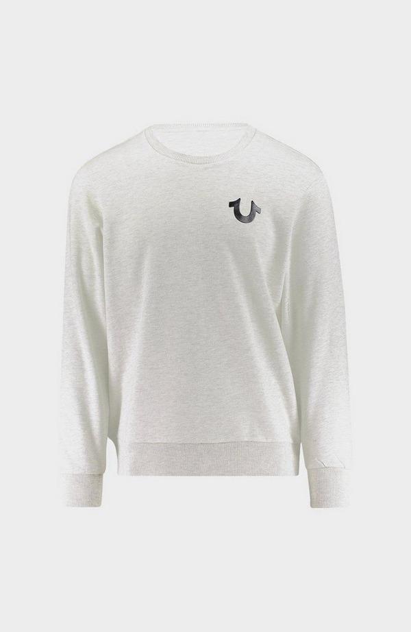 Buddha Crew Neck Sweatshirt